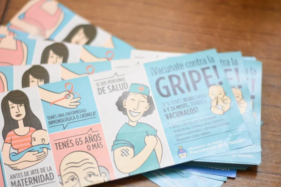 Gripe: síntomas y recomendaciones