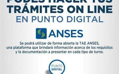 Trámites Online en Punto Digital