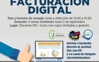 Punto Digital y Centro Juvenil: abierta la inscripción para nuevos cursos