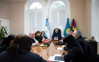 Mesa Relaciones Laborales: presentación de las propuestas gremiales