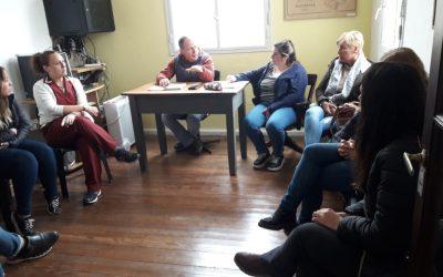 Castilla: mesa de gestión local sobre Niñez y Adolescencia