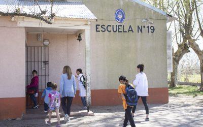 Más gestión: la Escuela Nº 19 ya cuenta con comedor