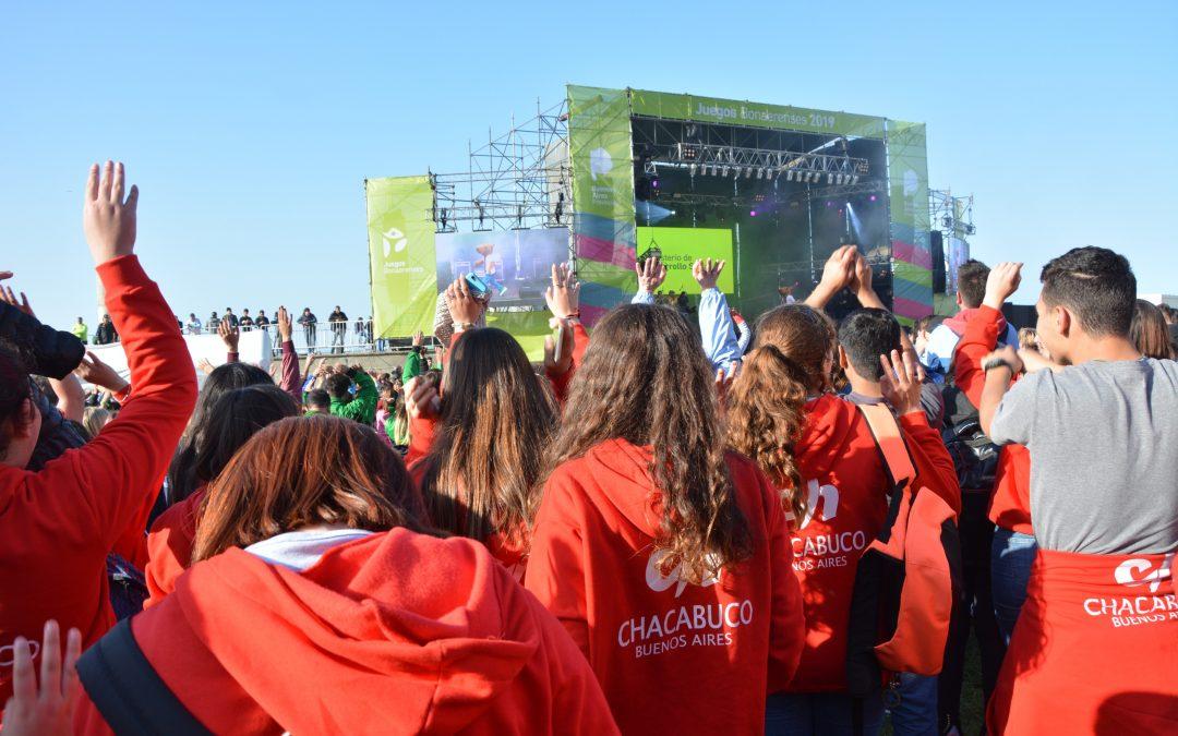 Juegos Bonaerenses 2019: primer día