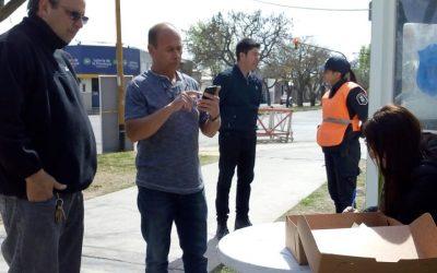 Seguridad: ya se entregaron 250 botones antipánico para el sector comercial