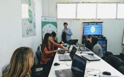Punto Digital: curso nivel intermedio para personal municipal