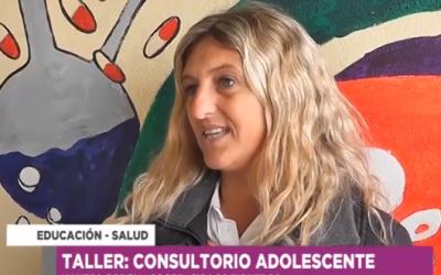 Consultorio Adolescente en las escuelas