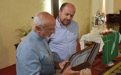 Presente a Iglesia Evangélica Metodista Chacabuco en sus 130 años