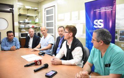 Desde ahora afiliados del IOMA podrán realizarse resonancias en nuestro Hospital Municipal