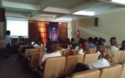 Jornada de Chagas para profesionales de la salud