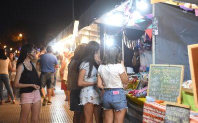 Emprendedores locales muestran sus productos en la Feria Impulsar