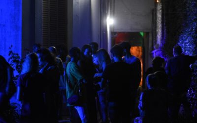 Cultura: Patio Electrónico y más actividades en el fin de semana