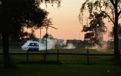 Bromatología: fumigaciones en el CEF y en el Parque Recreativo