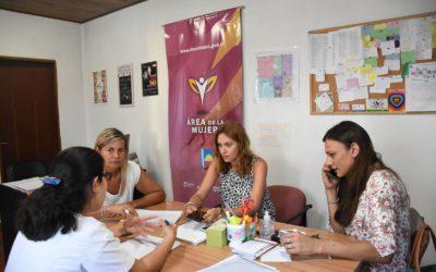 Área de la Mujer y Derechos Humanos: trabajar sobre la violencia