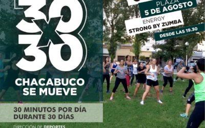 """Deportes: vuelve el programa """"30×30"""""""