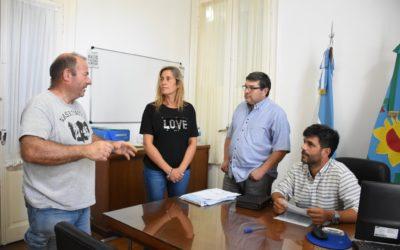 SEM: el Municipio renueva convenio con APRID