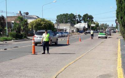 Operativos de prevención y control vehicular