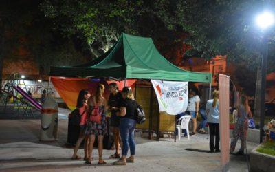 Derechos Humanos y Salud: noche de prevención