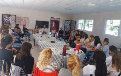 Desarrollo Social y el trabajo en equipo