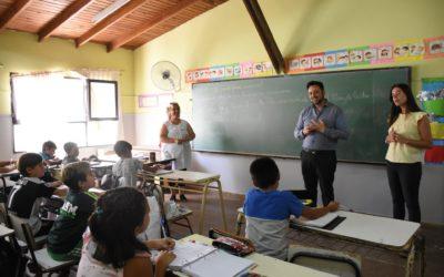 Más aulas para la Escuela 45