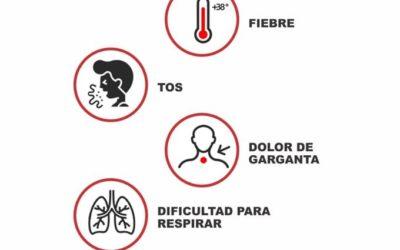 Se recuerdan las medidas adoptadas por el Municipio para prevención del Coronavirus (COVID-19)