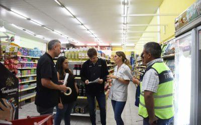 Coronavirus: Áreas municipales continuaron con sus recorridos