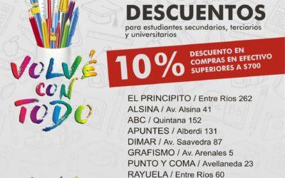 «Volvé con todo»: el programa de Juventud
