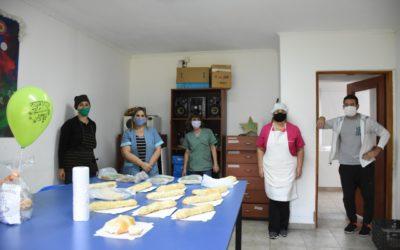 Centro de Día: trabajo, acompañamiento y contención