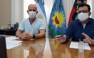 Covid: El Gobierno de Chacabuco apela a extremar medidas de prevención