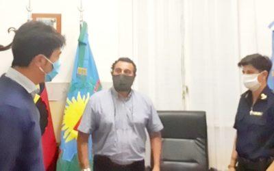 Coronavirus: Seguridad recorre las localidades