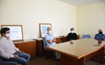 Nueva reunión del Consejo de Salud