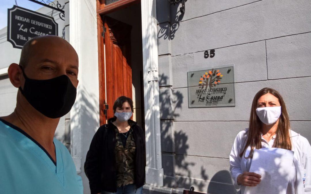 Salud: explican por qué se ampliaron casos en cuarentena en nuestra ciudad