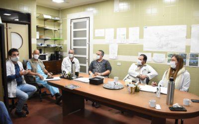 Se conformó el Comité Científico de Salud Local