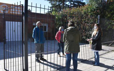 Junto a los adultos mayores: recorrida por hogares geriátricos