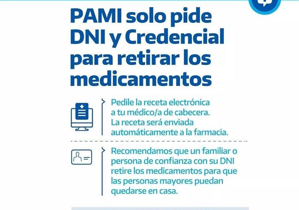 Atención: afiliados del PAMI