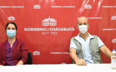 Covid-19: Chacabuco continúa sin circulación comunitaria del virus