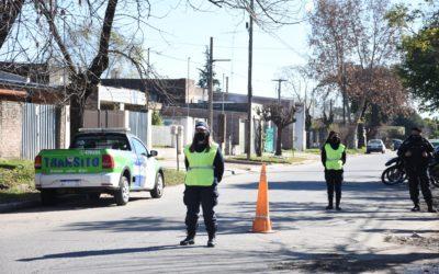 Más operativos de controles urbanos
