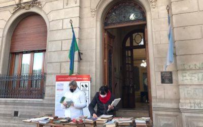 La Biblioteca Municipal sale a la calle