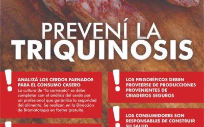 Prevenir la triquinosis