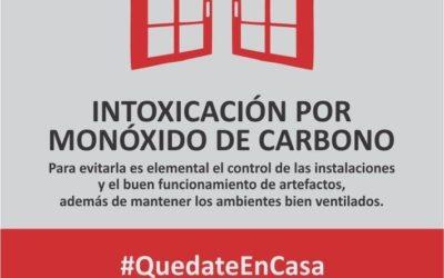 Intoxicación por monóxido de carbono: prevención y recomendaciones