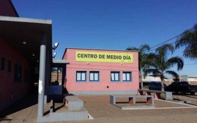 Se cumplió un nuevo aniversario del Centro de Medio Día