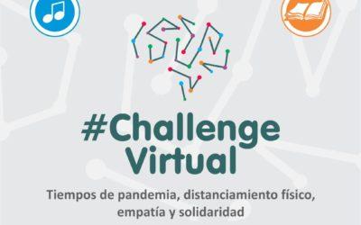 Continúa abierta la inscripción para el Challenge virtual