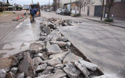 Obras y refacciones en la ciudad