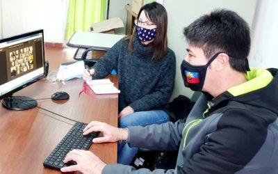 Seguridad: Videoconferencia con el Ministerio de Seguridad