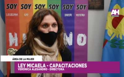 Ley Micaela: continúan las capacitaciones en nuestro Municipio