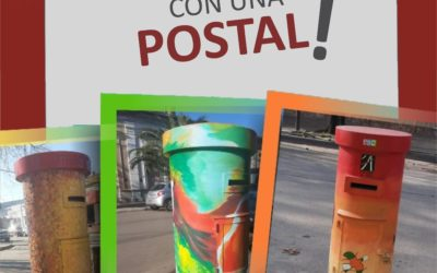 Este Día del Amigo, saludá con una postal