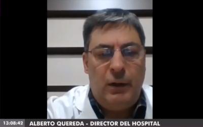 Covid-19: evolución de los pacientes internados y ambulatorios