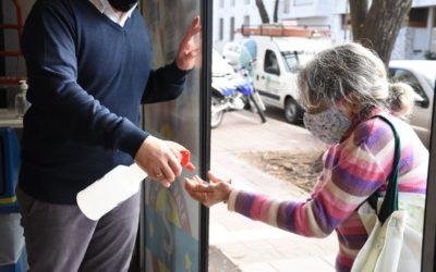 Adultos mayores: compromiso individual y social