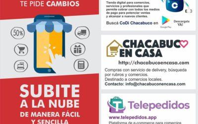 Pymes y Empleo: acompañar a comercios y empresas de Chacabuco