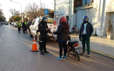 Operativos Grupo Motorizada Tránsito
