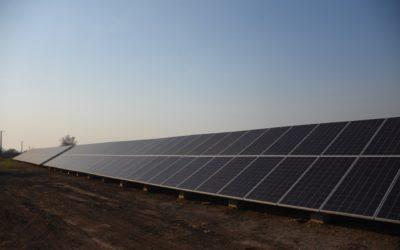 Parque Fotovoltaico en O'Higgins, energía para la red eléctrica de la localidad